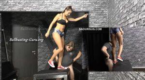Sadurnus – Under Amanda's convers! ball