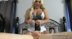 Face Sitting CBT Part 2 – Fetish Goddess Samantha