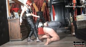 Intensive Ballbusting practice – Full – WOMEN OVER men