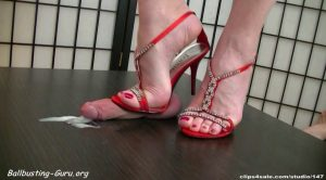 ABALLS AND COCK TRAMPLE – Sandals