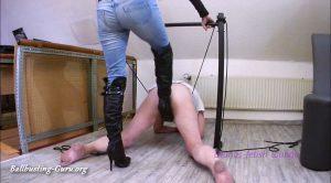 Dianas-fetish-lounge – Take those booted kicks ! 4 cam2 full hd