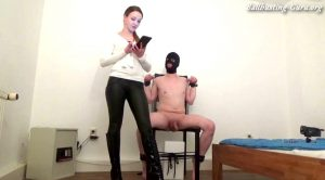 Lady Krasaviza – WELLCOME TO THE BALLBUSTING HELL 2! – WILLKOMMEN IN DER EIER-HÖLLE 2!