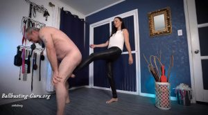 Your Balls Are Made For Beating – Stella Liberty