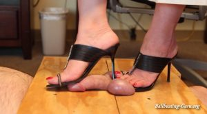 65 Minutes of Trample and Jerk – HIGH HEEL Trample by Ms Christina