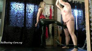 Mistress Stella – Ballbusting EXTREME: Stella752