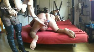 CBT with riding crop – Bitch Mary