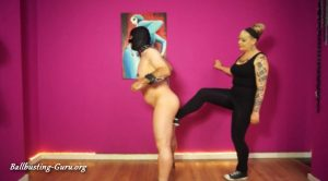 Dominique Plastique – I will kick your balls