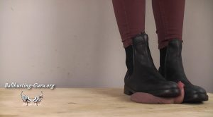 Xx Cock Crush in HKM Riding Boots – Angel (FINAL CUT) xX – Lucifers Sisters