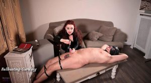 Mistress Lady Renee – Iron vibe of the cock