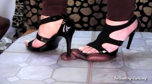 SweetFeet & Ball Crushing SF&BC – SUFFER FOR SEX