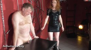 Tail Torture – Lady Amy