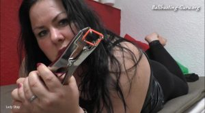 Your Castration (Fantasy) *English* – German Lady Shay