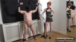 D L FEMDOM PRODUCTIONS – And he thought it couldn't get any worse!