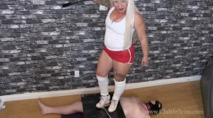 Battered and Desperate – Miss Muscle – Club Stiletto FemDom