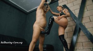 Hard cock, hard pain HD – Mistress Anette – CRUEL PUNISHMENTS – SEVERE FEMDOM