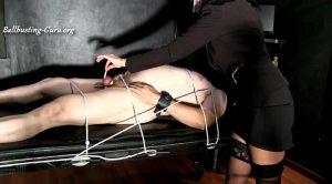 Men under me – Mistress Ambra – I love to burn your balls – 10 (plus human ashtray)