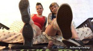 Sneaker Sluts CBT SPH JOI Session – Nikki Sequoia, Felicia Fisher