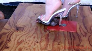 CockBox Mule High Heels ShoeJob – NikkiPresents