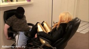 Greedy Goddess Megan – Mom's Proud of Me When I Hurt You