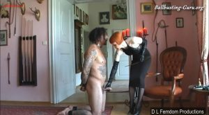 D L FEMDOM PRODUCTIONS – The Humbled Slave at the OWK