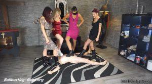 LDB Mistress – Kicks and Trampling