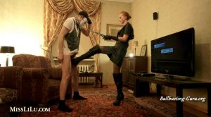 Miss LiLu – Old Balls Got Busted