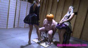 THE MEAN GIRLS – Smashing Pumpkins (4K) – Goddess Platinum, Princess Mia