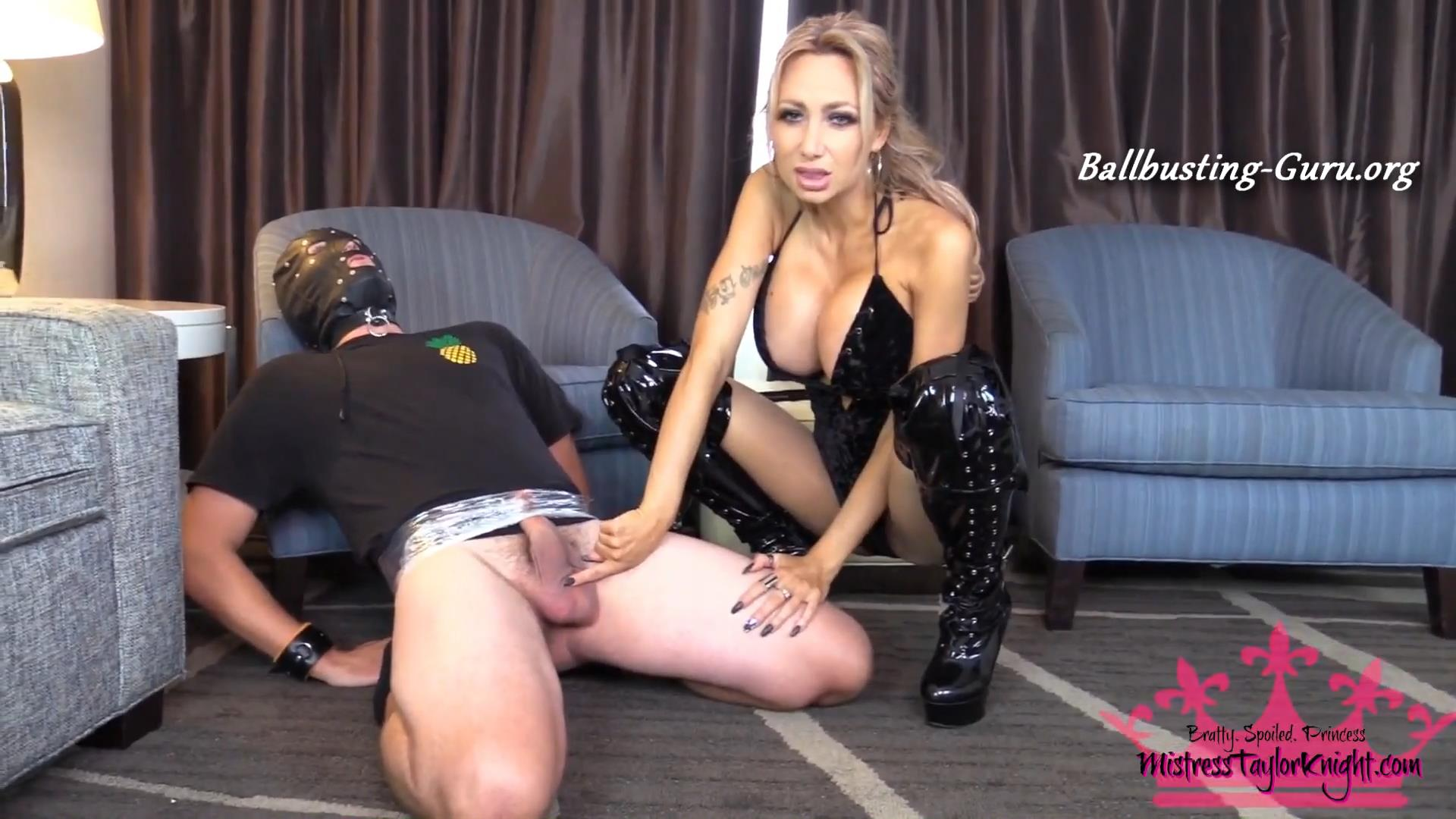 Ballbusting Bitches mistress taylor knights empire - ballbusting bitches of